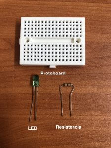 Materiales LED